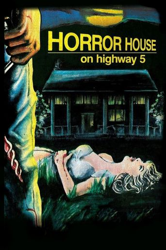 Horror House on Highway Five Poster