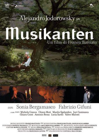 Musikanten Poster