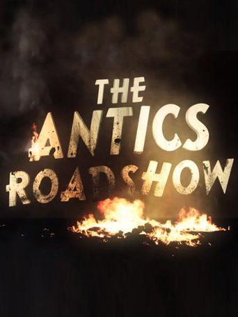 The Antics Roadshow Poster
