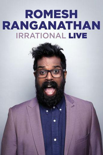 Romesh Ranganathan: Irrational Live Poster