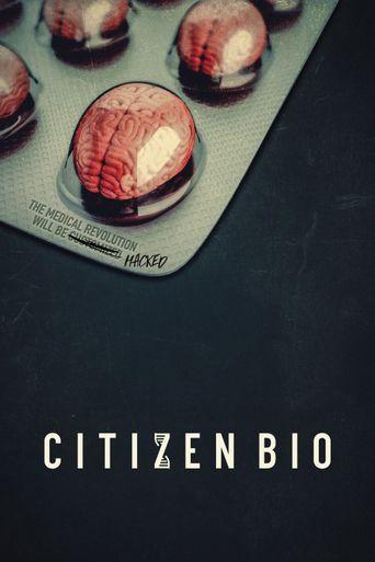 Citizen Bio Poster