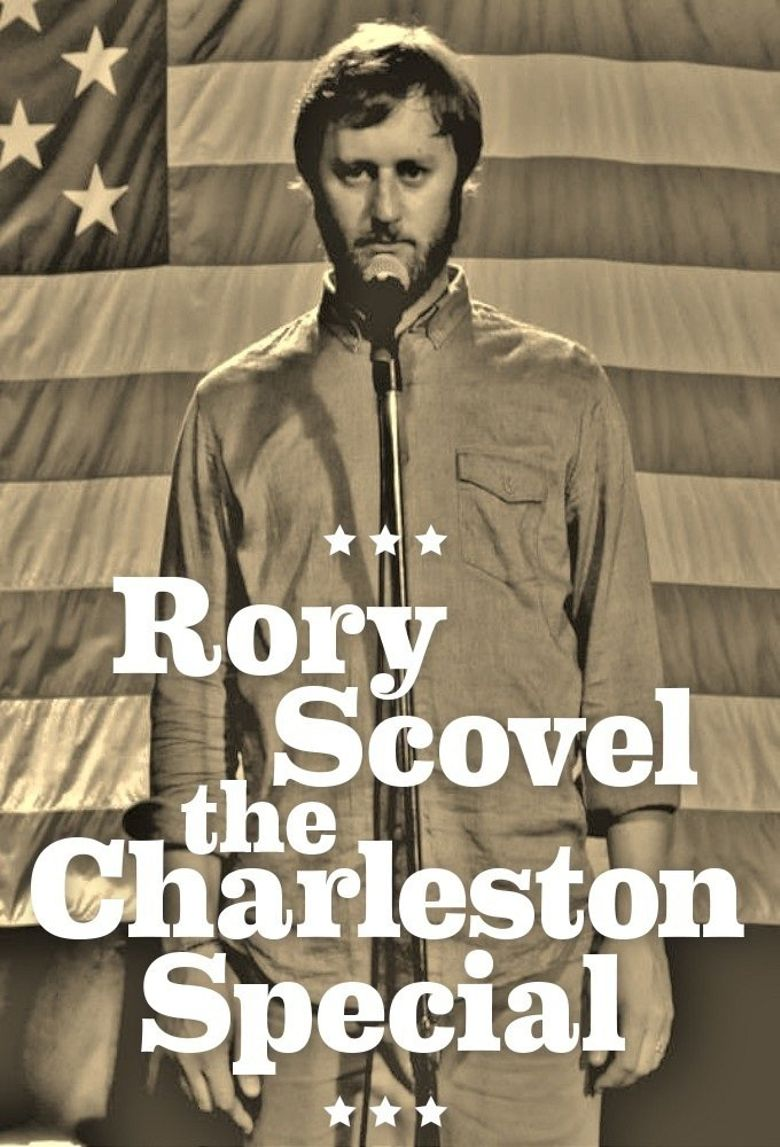 Rory Scovel: The Charleston Special Poster