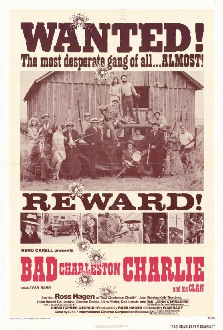 Bad Charleston Charlie Poster