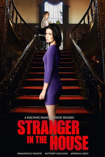 Stranger in the House Poster