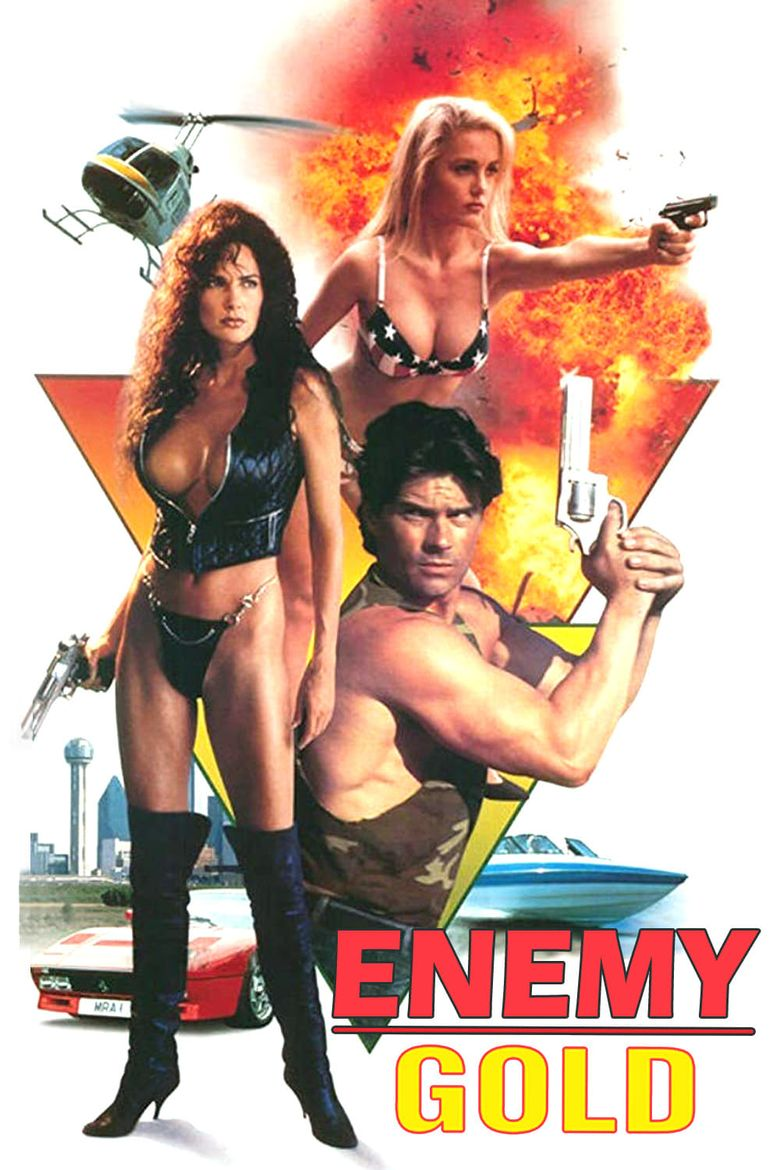 Enemy Gold Poster