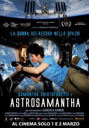 Astrosamantha Poster