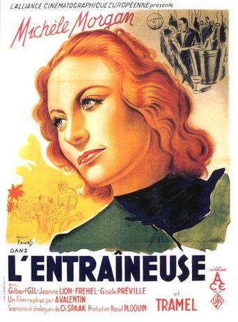 Nightclub Hostess Poster
