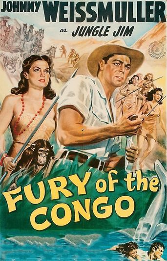 Fury of the Congo Poster