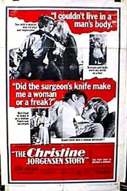The Christine Jorgensen Story Poster