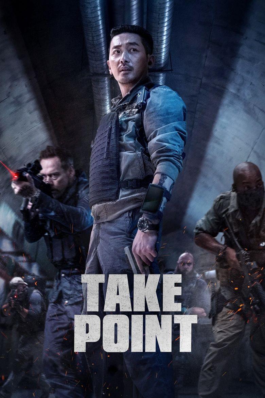 Take Point Poster