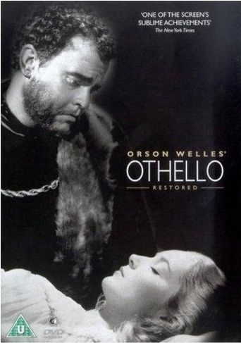 Filming Othello Poster