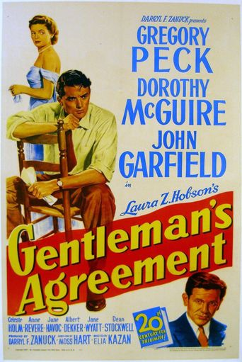 Watch Gentleman's Agreement