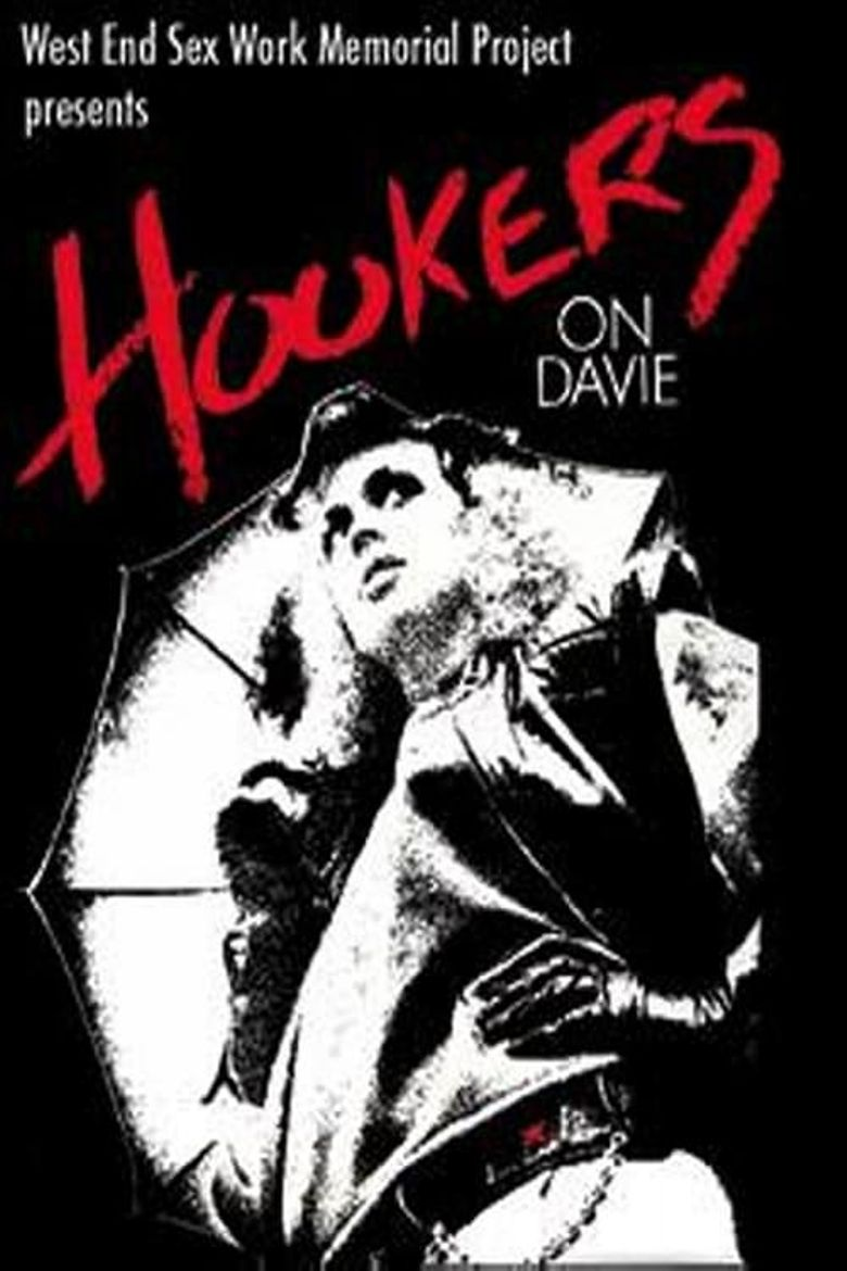 Hookers on Davie Poster