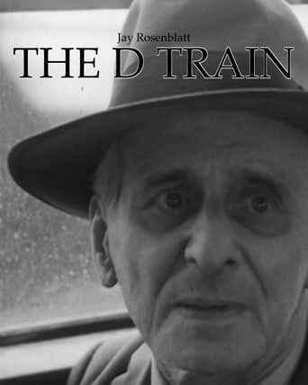 The D Train Poster