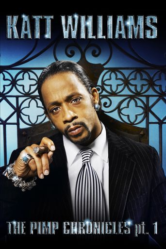 Katt Williams: The Pimp Chronicles Pt. 1 Poster