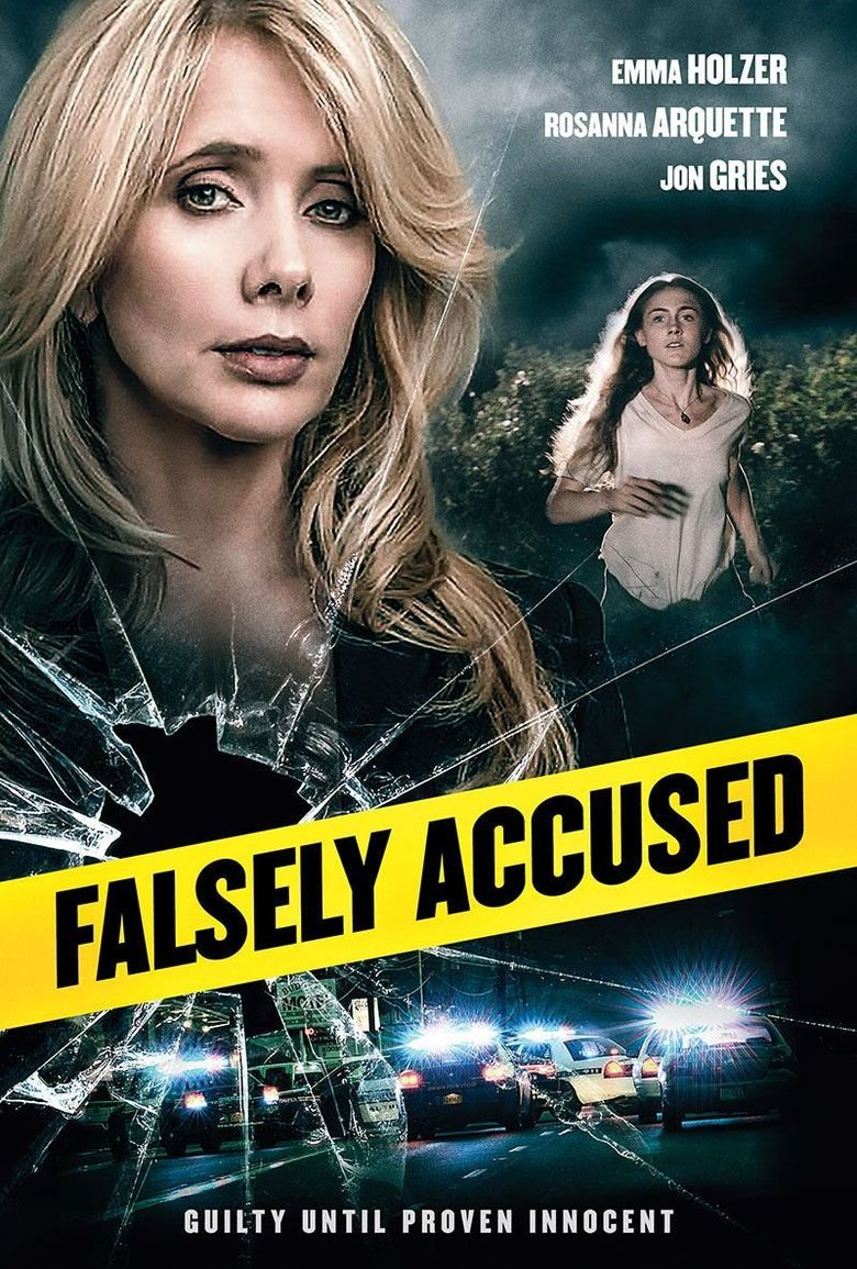 Falsely Accused Poster