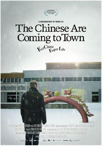 The Chinese Are Coming to Town Poster