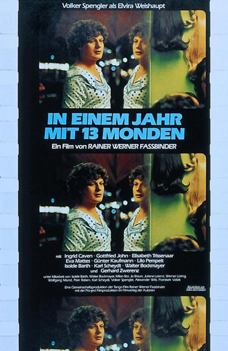 In a Year with 13 Moons Poster