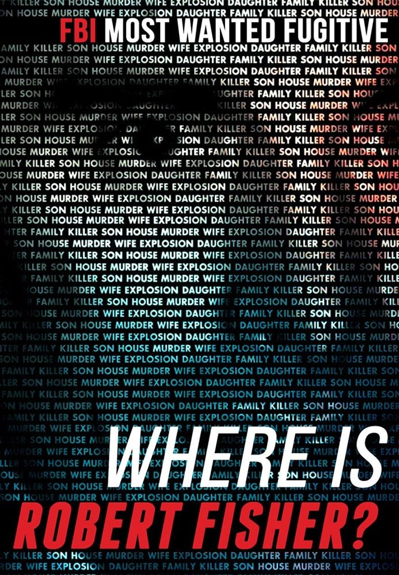 Where is Robert Fisher? Poster