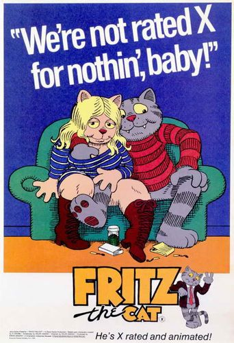 Watch Fritz the Cat