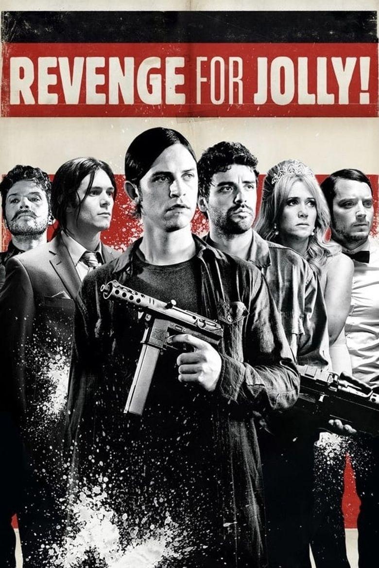Revenge for Jolly! Poster