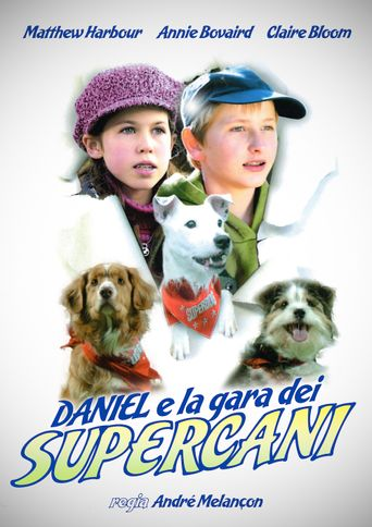 Daniel and the Superdogs Poster
