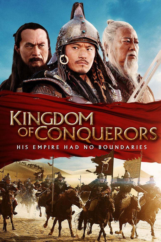 Kingdom of Conquerors Poster