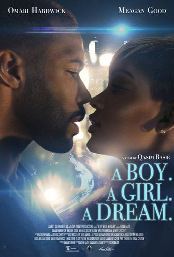 A Boy. A Girl. A Dream Poster