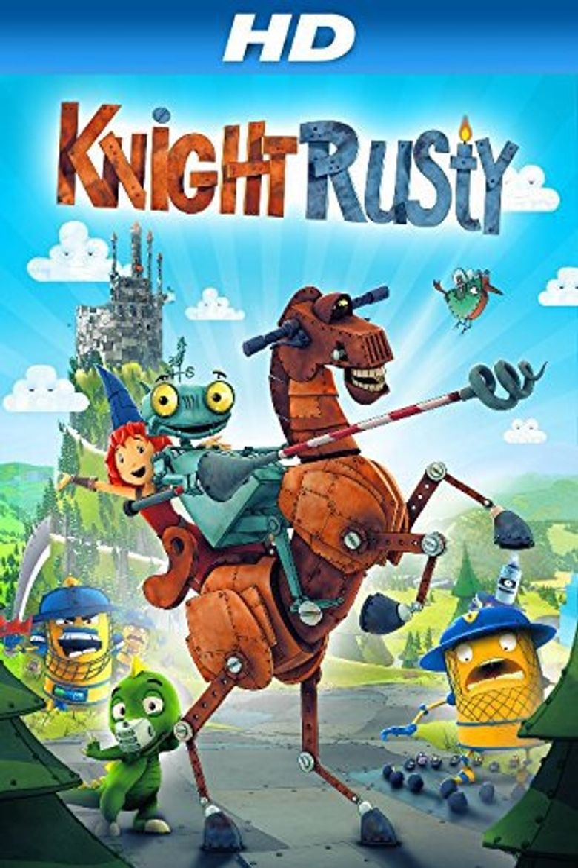 Knight Rusty Poster