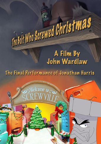 The Bolt Who Screwed Christmas Poster