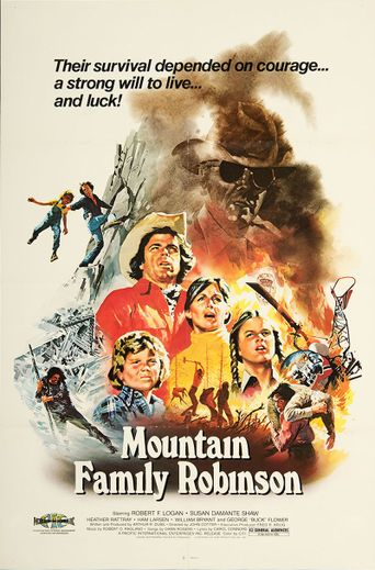 Mountain Family Robinson Poster