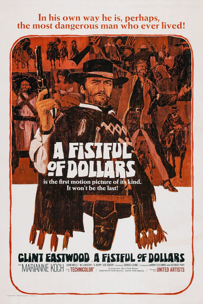 A Fistful Of Dollars Free Online