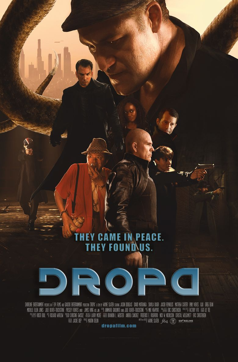 Dropa Poster