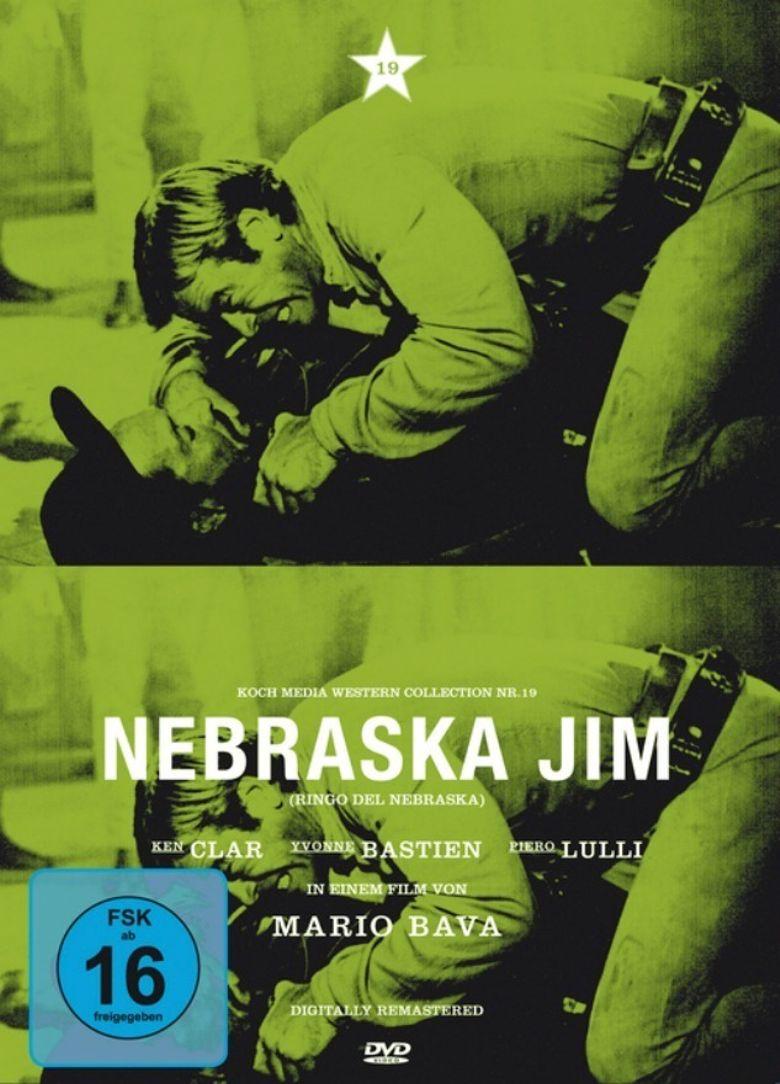 Gunman Called Nebraska Poster