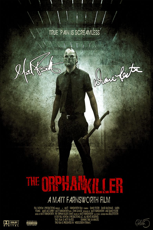 The Orphan Killer Poster