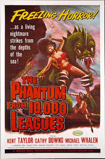 Watch The Phantom from 10,000 Leagues