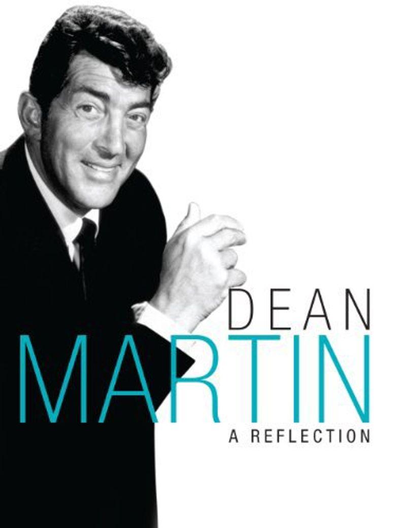 Dean Martin: A Reflection Poster