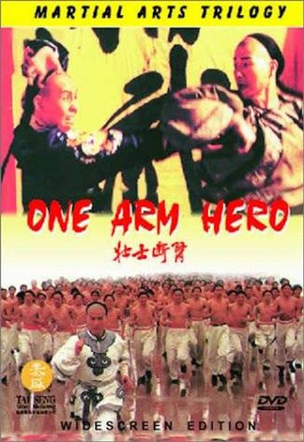 One Arm Hero Poster
