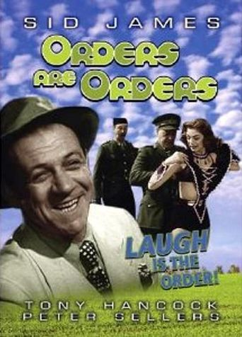 Orders Are Orders Poster