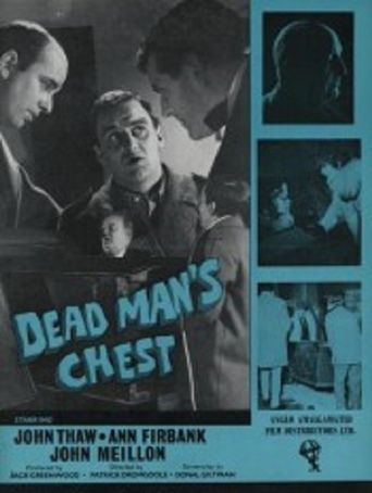 Dead Man's Chest Poster