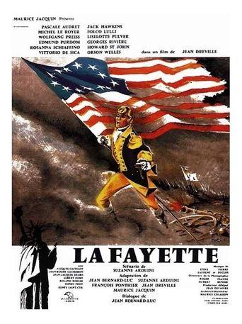 La Fayette Poster