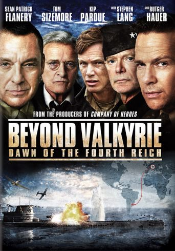 Beyond Valkyrie: Dawn of the Fourth Reich Poster