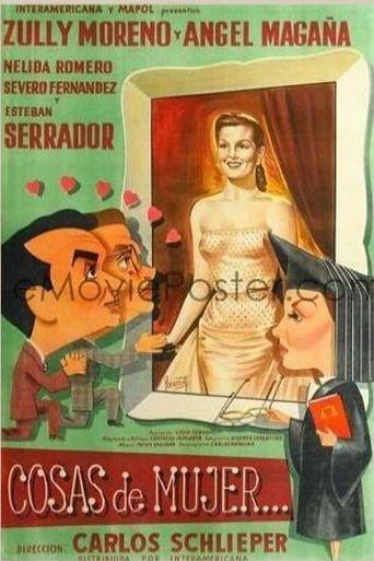 Cosas de mujer Poster