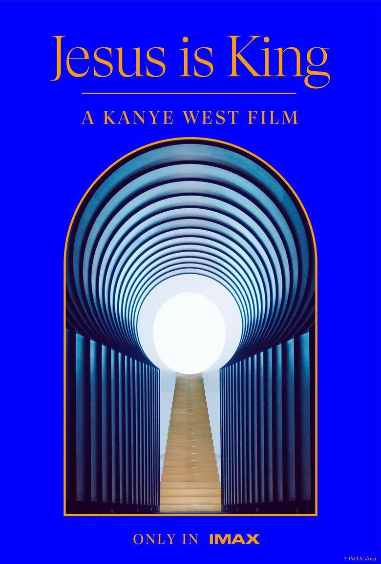 Jesus Is King: A Kanye West Film Poster