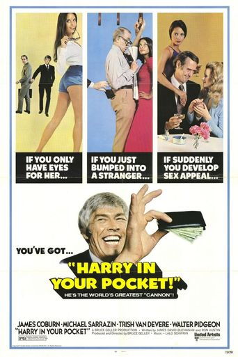 Harry in Your Pocket Poster