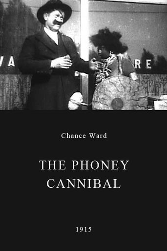 The Phoney Cannibal Poster