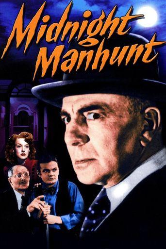Midnight Manhunt Poster