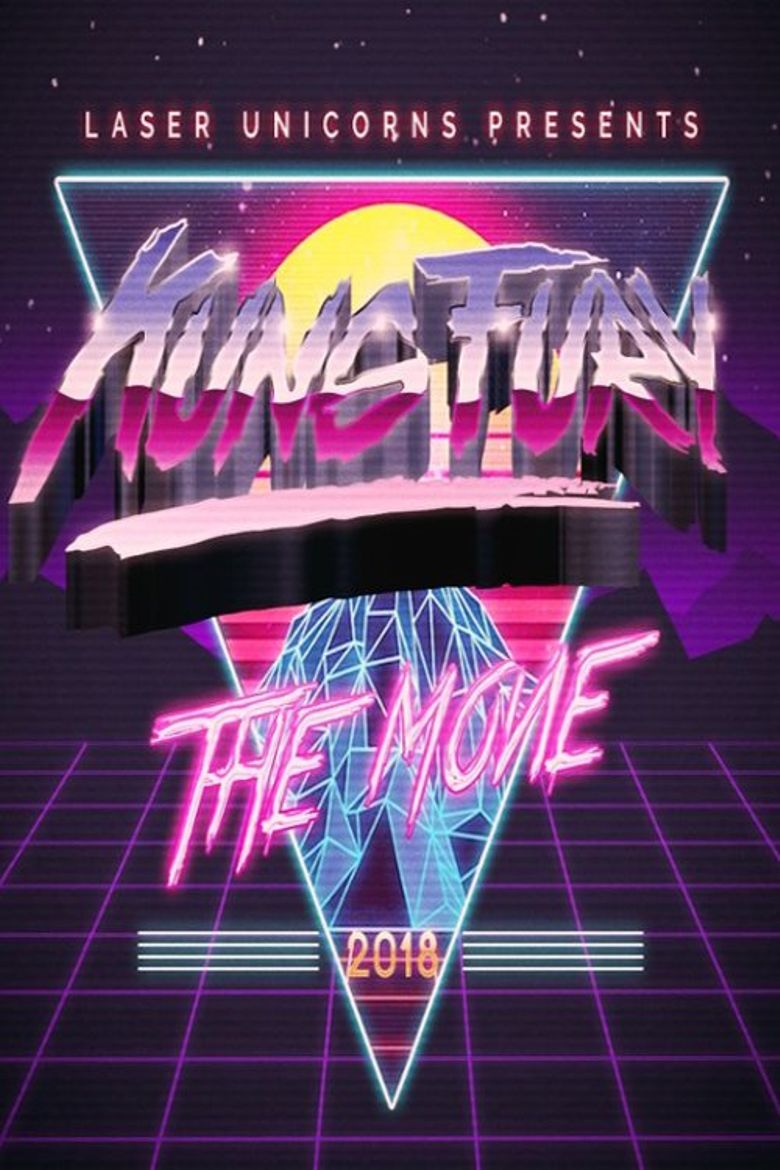 Kung Fury II: The Movie Poster
