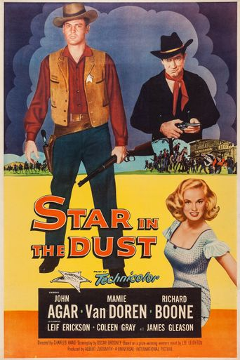 Star in the Dust Poster