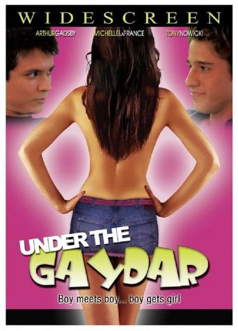 Under the Gaydar Poster